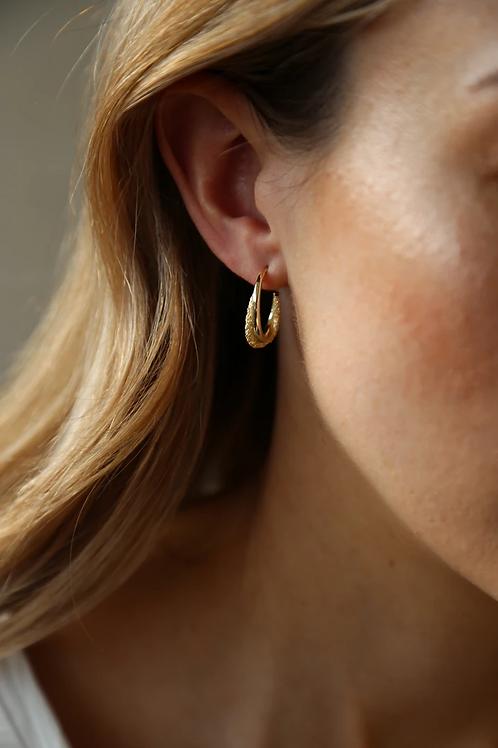 Ember Earring Gold