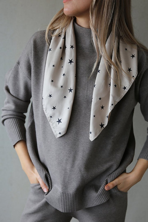 Starlight Square Scarf