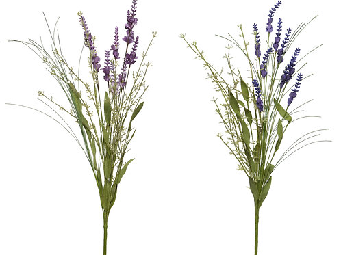 Lavender/Mixed Flower Bunch