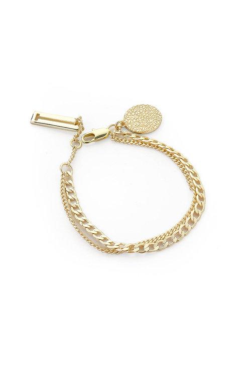 Surface Bracelet Gold