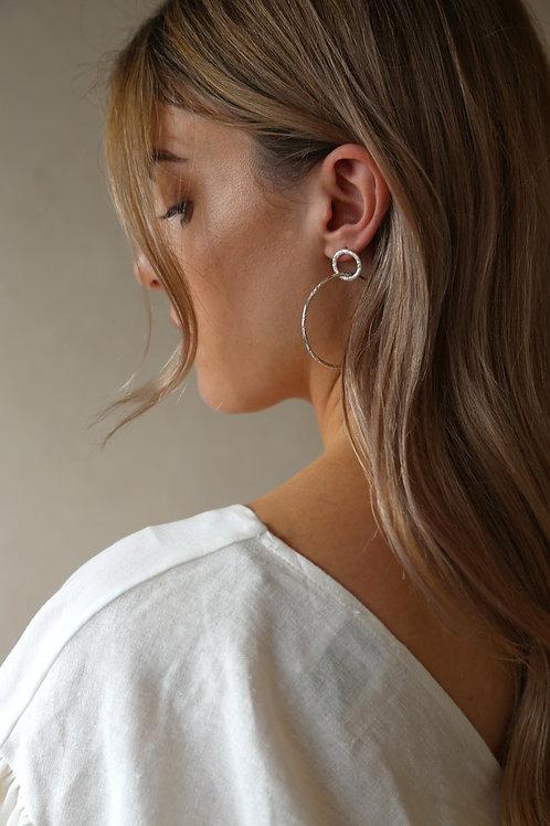 Sage Earring Silver