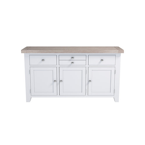 Pavilion Grey 3 door Large Sideboard