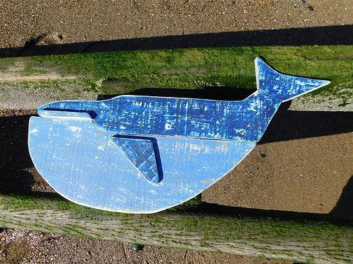 Sholess Joe Whale Wall Art