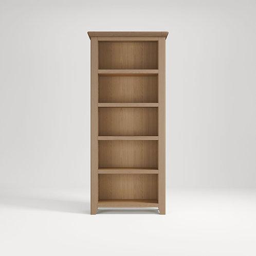 Henley Oak Tall Bookcase