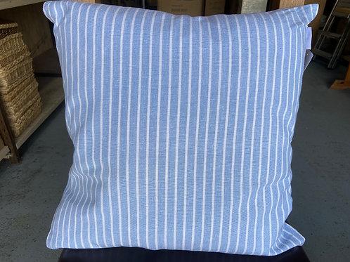 Cushion - Narrow Seaside Stripe