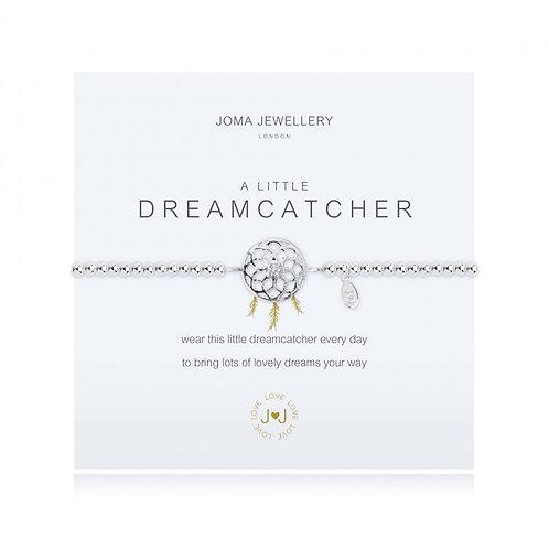 A Little Dreamcatcher Bracelet