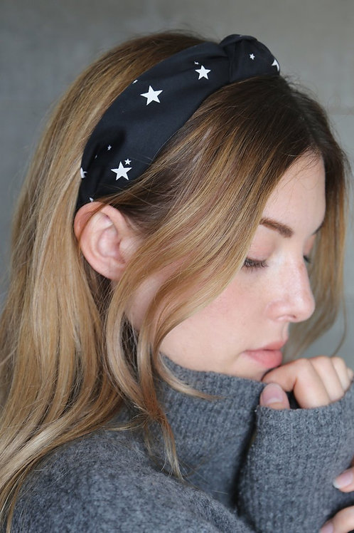 Cosmic Knot Headband