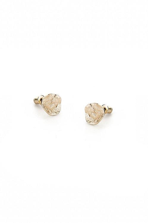 Shell Earring Gold
