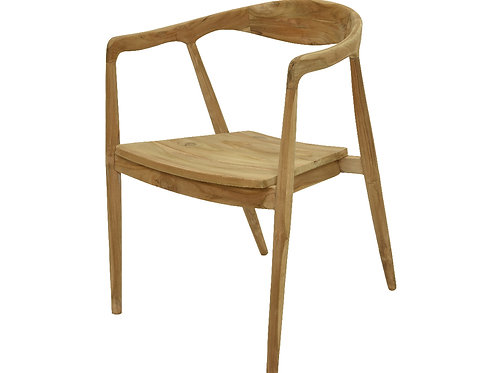 Reclaimed Teak Chair