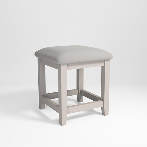 Pavilion Grey Dressing Stool