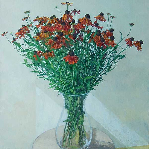 Dry Red Card -Heleniums