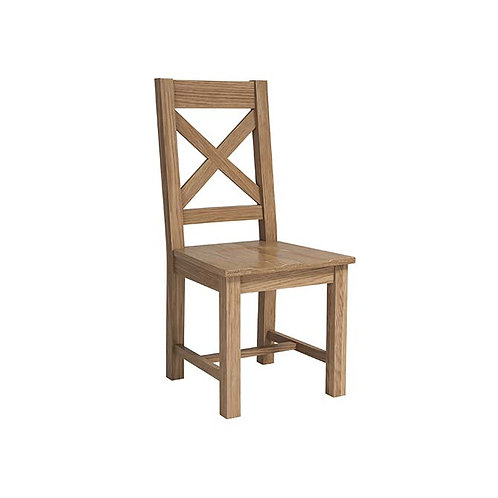 Plain Oak Oak Dining Chair