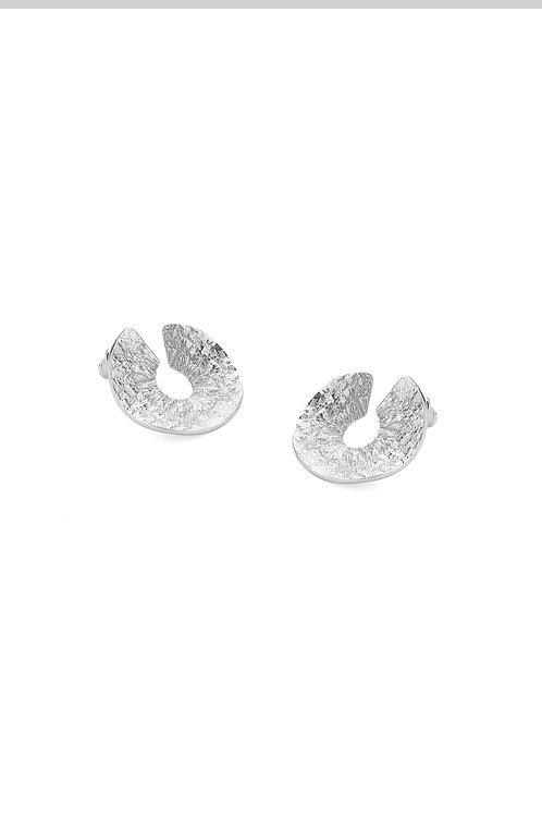 Sole Earring Silver