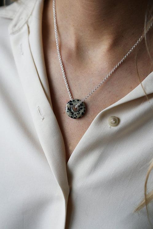 Escape Necklace Silver