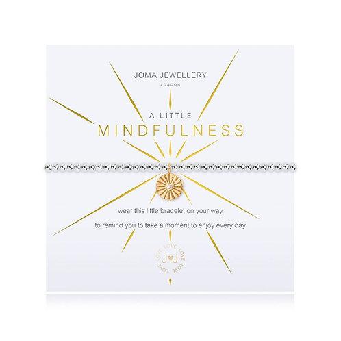 A Little Mindfulness Bracelet