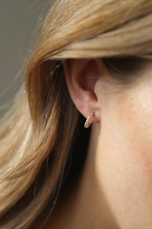 Aurora Earring Silver
