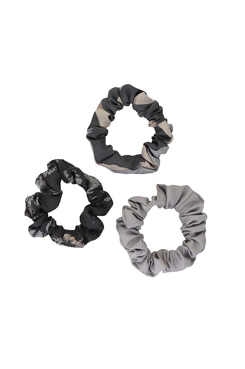 Echo Scrunchie Pack of 3