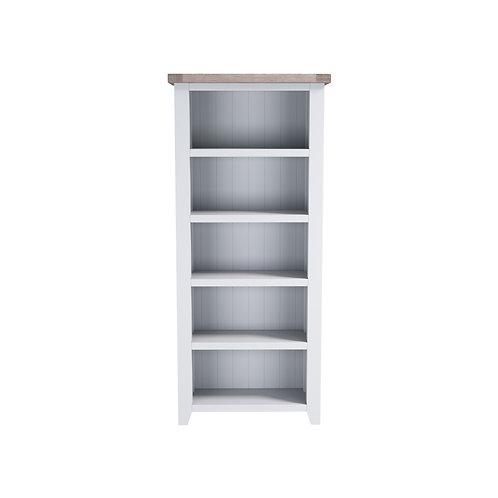 Pavilion Grey Large Bookcase