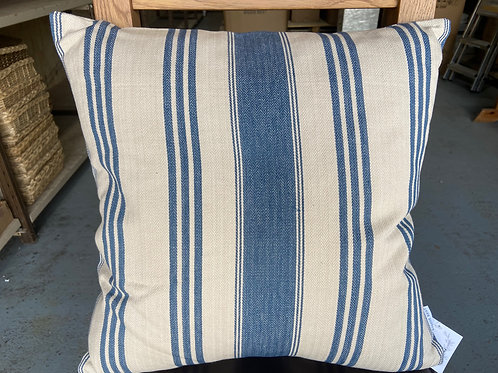 Cushion - Wide Stripe Herringbone
