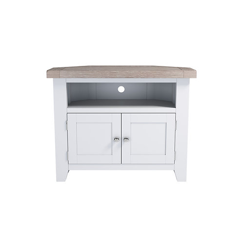 Pavilion Grey Corner TV Unit