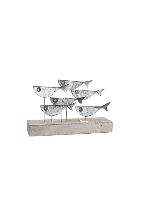 Shoeless Joe 6 Folded Fish