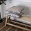 Thumbnail: Cushion -Hampstead Bobble - Dove Grey