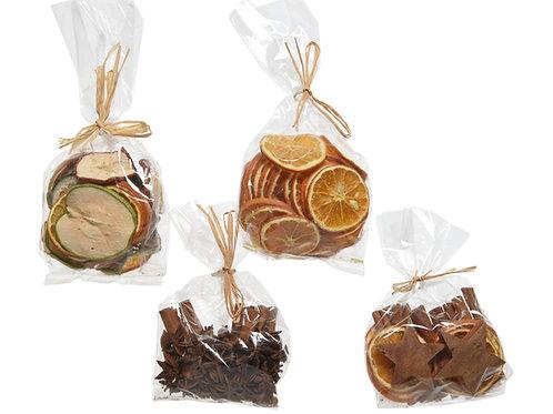 Pot Pourri Bags set/4