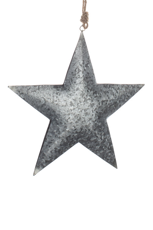 Shoeless Joe Metal Silver Star