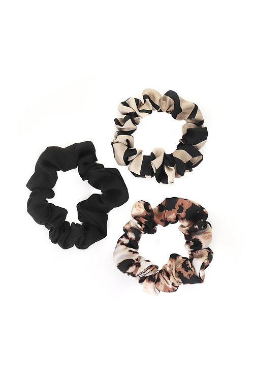 Jasper Scrunchie Pack of 3