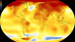 NASA: overheating planet; climate