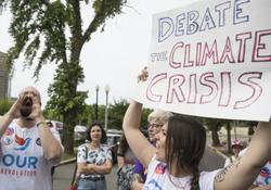 Debate the Climate Crisis