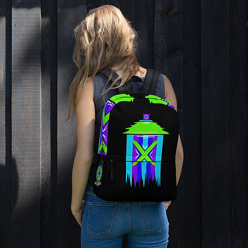 Spray Can Backpack