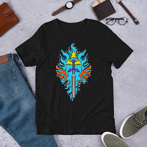 Master Sword Unisex Tee Shirt