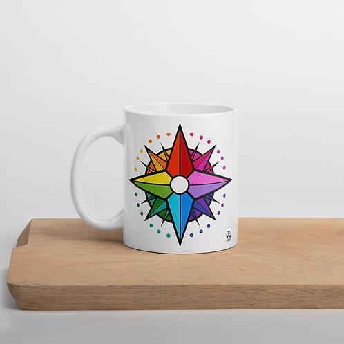 Unity Compass Mug