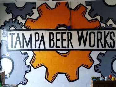 """Tampa Beer Works"""
