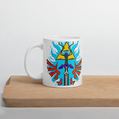 Master Sword Mug