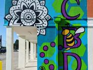 CBD Mural