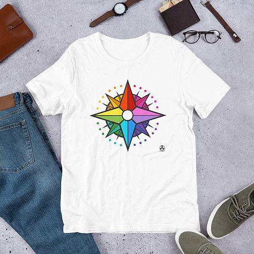 Unity Compass Unisex Tee Shirt