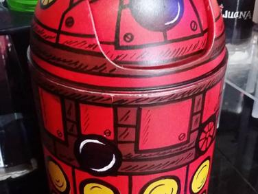 """""""Dalek Trash Bin"""""""