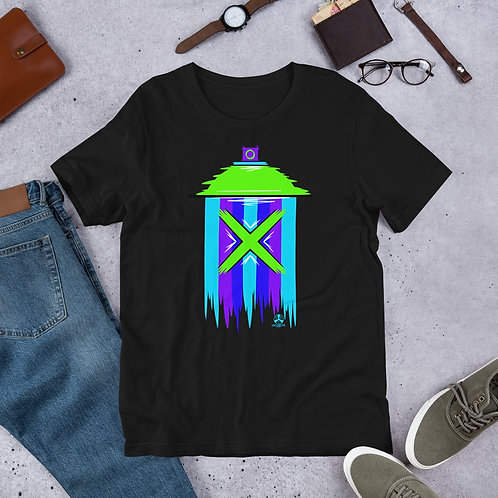 Spray Can Unisex Tee Shirt