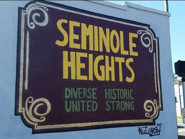 """Seminole Heights Memorial"
