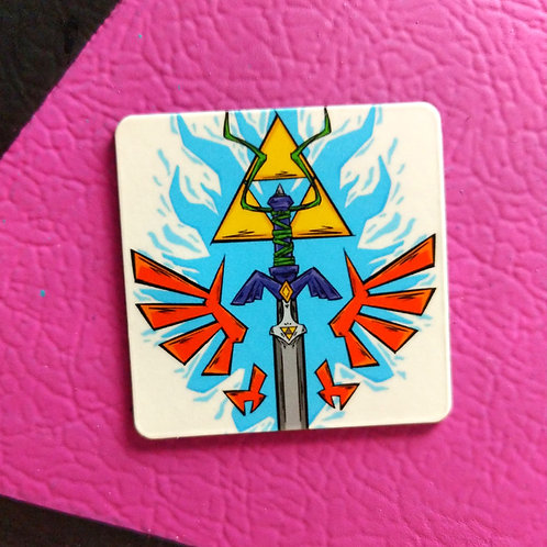 Master Sword Magnet