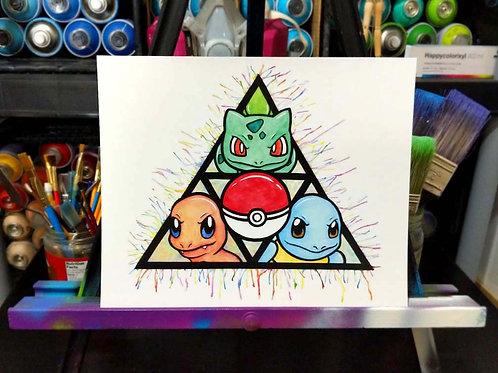 Original Trinity Poster