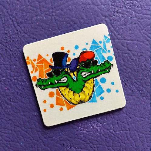 Cool Gators Magnet
