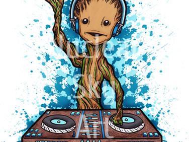 """""""DJ Groot"""""""