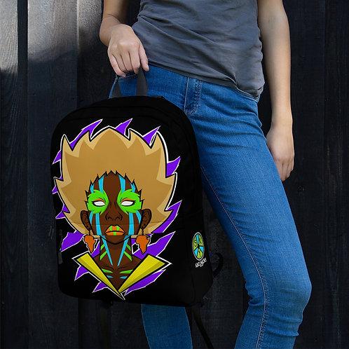 African Queen Backpack