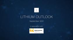 Lithium Outlook, September 2021