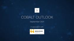 Cobalt Outlook, September 2021
