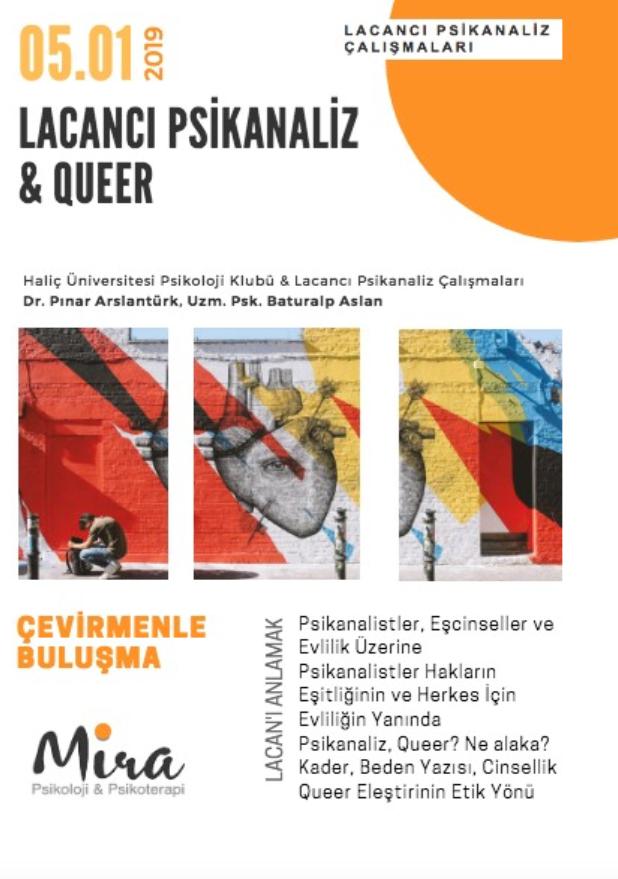 Lacancı Psikanaliz & Queer