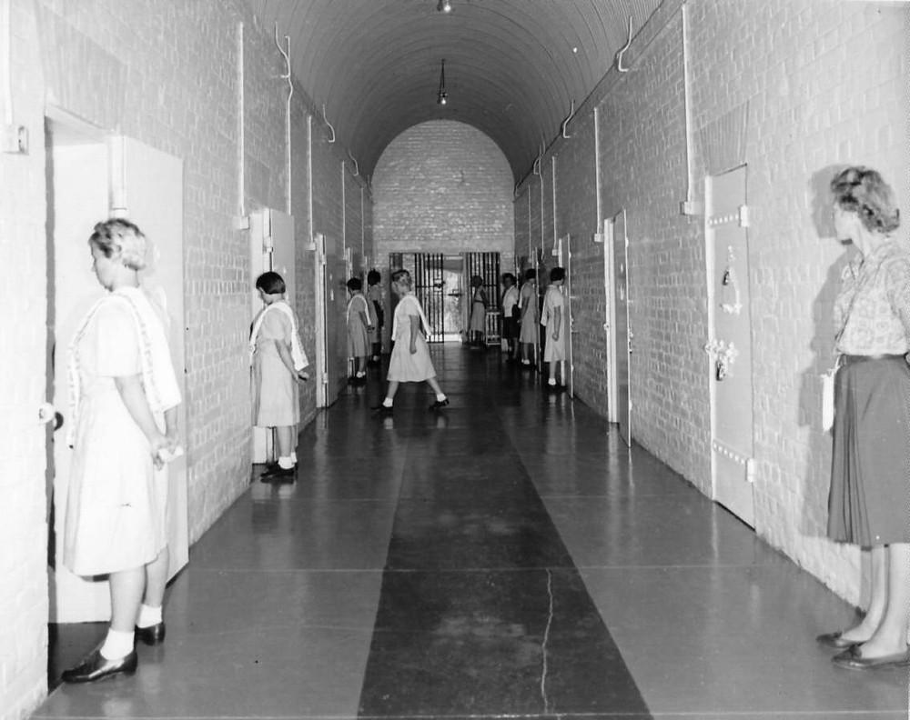 Hay Girls Institution, Avustralya, 1961
